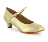 Gold Girls Pump  A680205B