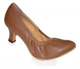 Brown Patent Pump  LP680408