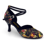 Multi-color Patent Leather Sandal adlp785615