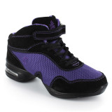 Black & Blue Dance Sneaker  DS61601