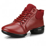 Dark Red Dance Sneaker DS667902