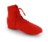 Red Canvas Jazz Boot  JZ720002