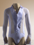 Mens Latin Shirt XM008