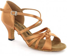 Tan Ladies Sandal  A279101