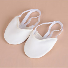 White Split Ballet Sole BL705101