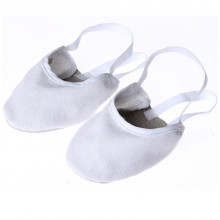 White Split Ballet Sole BL705401