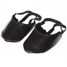 Black Split Ballet Sole BL705501