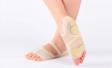 Flesh Sock with Rhinestones BL705801