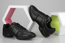 Black Dance Sneaker DS667901
