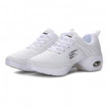 White Net Dance Sneaker DS669702