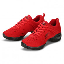 Red Net Dance Sneaker DS669703