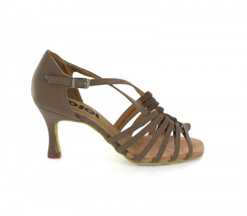 Tan-Brown Nubuck Sandal  LS166107