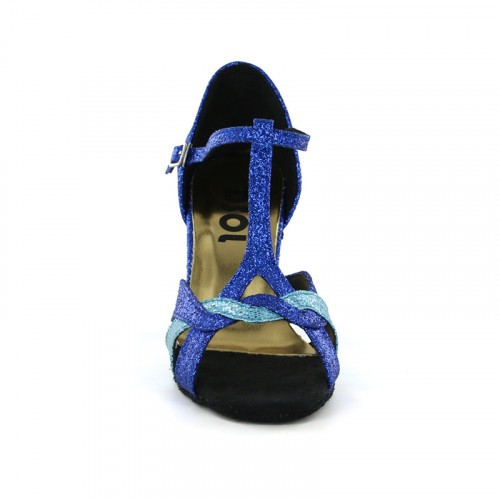 Blue Sparkle Sandal 177902