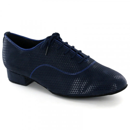 Dark Blue Velvet Men's Standard MS250309
