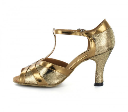 Gold leather LS271102