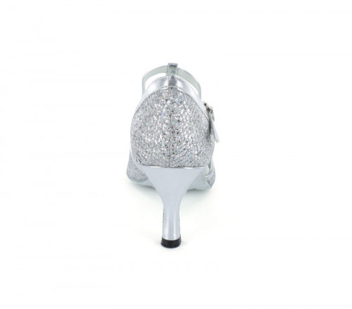 Silver Sparkle Pump  LP681404