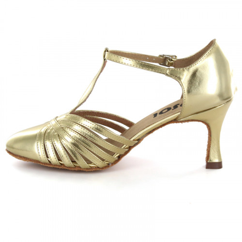 Gold Patent Close-toe  LP682904