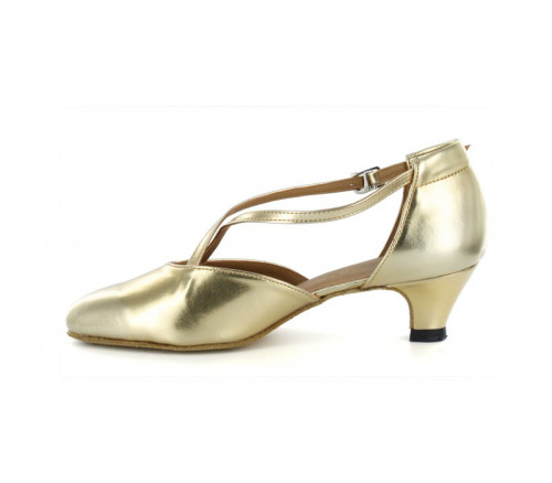 Gold PU Pump  LP685104