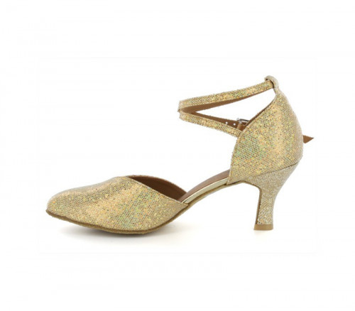 Gold sparkle Pump  LP685607