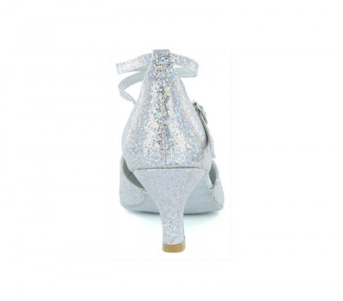 Silver sparkle Pump  LP685608