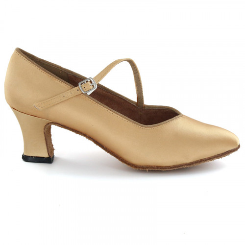 Tan Satin Pump  LP690602