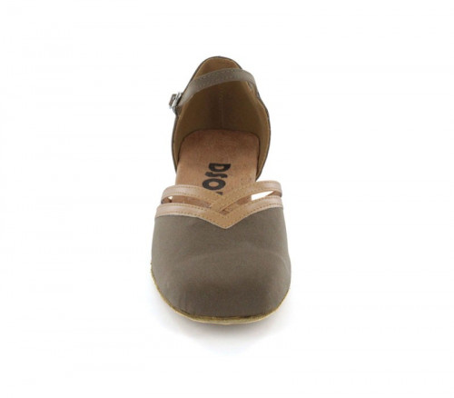 Brown Nubuck  Pump  LP888104