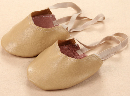 Tan Split Ballet Sole BL705502