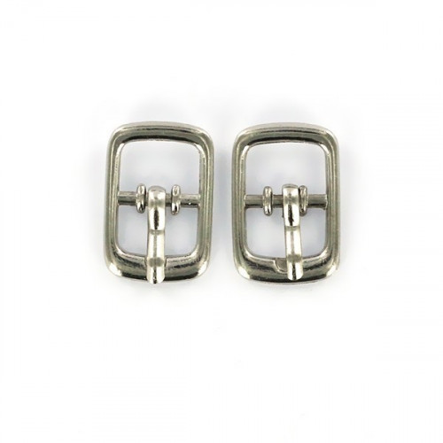 Stainless Steel Shoe Buckle Style 01