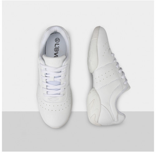 White Dance Sneaker DS667902