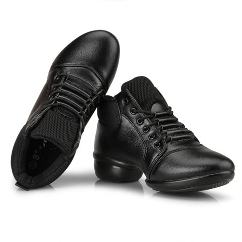 Black Dance Sneaker DS668101